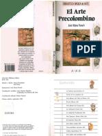 1991 Alcina Franch. El Arte Precolombino