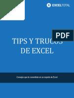Tips y Trucos de Excel.pdf