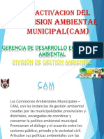 Comision Ambiental Municipal(Cam) - Yungay.