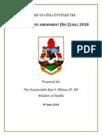 Customs Tariff Amendment Bill Sugar Tax Statement