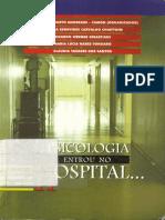 E a Psicologia Entrou No Hospital - Valdemar Augusto Angerami - 1996
