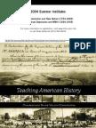 Teaching Hist
