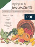Laura Naturopata Primer Manual de Nutiricion Conciente