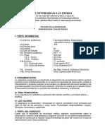 Syllabus Epidemiologia y s Publica 2017-II Usp Tec Medica