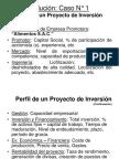 07. Perfil de Un Proyecto de Inversión