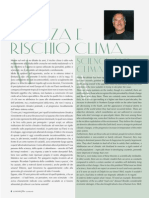Piero Cammerinesi - Scienza e Rischio Clima - Science and Climate Risk - Luxury Files, July 2008
