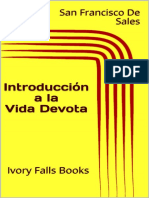 Introducción a La Vida Devota - San Francisco de Sales
