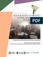 Red de Responsabilidad Social Universitaria en Desarrollo Sostenible