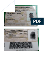 Documentos Bus Para Arvic