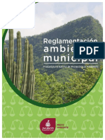 Regulación Ambiental Municipal