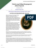 036 - William Shakespeare