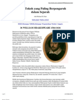 036 - William Shakespeare