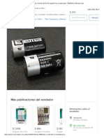 Pila 26500 Tipo C Eemb Litio No Recargable Para Componentes - $ 286,00 en Mercado Libre.pdf