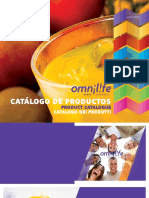 Catalogo Nutricional Spain