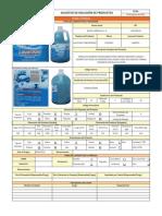 Ficha de Producto Cleantex Ibis Nacional 1