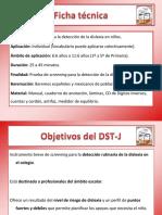 Test Dislexia
