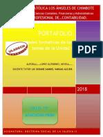 Formato de Portafolio I Unidad 2018 DSI II Enviar 1