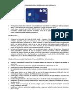 Ni-Visa Standard Clasica Internacional