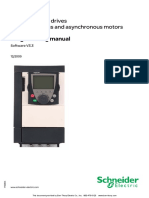 Schneider Electric Altivar 71 Programming Manual 1755855 07