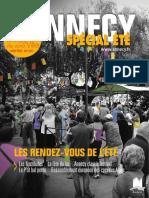 Magazine Hors Série Été (2012)