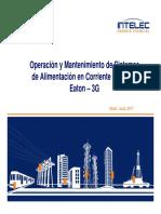 O&M DC Eaton APS 2G-3G_resumida