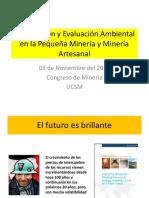 La Fiscalización Ambiental Como Estrategia Para El Desarrollo PONENCIA 4