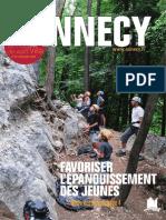 Magazine Annecy n. 221, Mai/Juin 2012