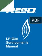 LP Gas Serviceman Manual