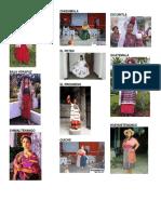 Trajes Tipicos de Los 22 Departamentos-De-guatemala