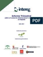Comercio Interregional Todas Las CCAA