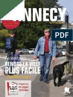 Annecy Magazine n. 224 (Novembre/Decembre 2012)