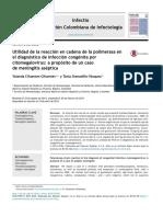 Utilidad de la reacción en cadena de la polimerasa en el diagnóstico de infección congénita por citomegalovirus
