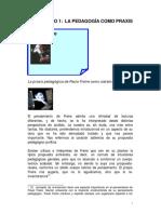 LA PEDAGOGÍA COMO PRAXIS.pdf