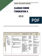 2018 Rpt Sejarah Ting.4 Edit