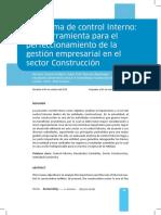 El sistema de control Interno CONSTRUCCION.pdf
