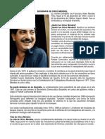 Biografía de Chico Mendes