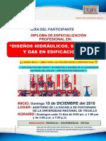 Guia de Diseños Hidráulicos Sanitarios y Gas en Edificaciones
