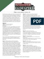 Warhammer Underworlds Shadespire Es-6