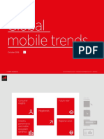 GSMA Global Mobile Trends 2016