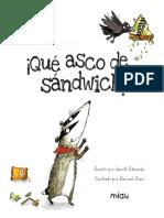 Qué Asco de Sandwhich