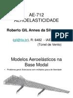 Ae 712 Aeroelasticidade Base Modal 2011