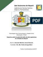 Impactos Sobre La Salud Del Estilo de Vida Vegetariano.