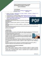 GUIA DE APRENDIZAJE N° 02 PRESUPUESTO DE INVERSION Y FINANCIACION (1)