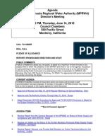 MPRWA Agenda Packet 06-14-18