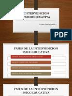 INTERVENCION PSICOEDUCATIVA