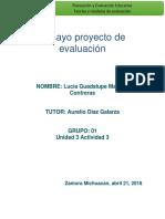 LMacedo EEnsayo Proyecto Evaluacion U3A3