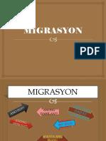 Migrasyon Final