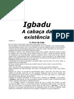Igbadu-A Cabaça Da Existência (2)