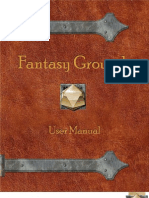 Fantasy Grounds Manual (OCR'd, Bookmarked)[1]