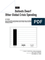 How the Bailouts Dwarf